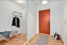 Första lägenheten