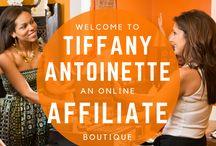 Tiffany Antoinette / 0