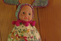 poupees tissus, fabrics dolls, muñecas de tela.