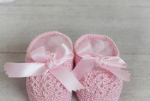 Sapatos bebê
