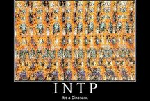 INTP / by Aligned Signs