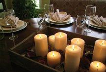 Tables - Centerpieces / by Debbie Payton