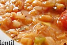 Yummy // Soup / Tasty soup nom noms. http://www.kissmycasa.com