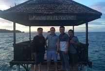 pantai Indah / kepulauan Togean, Sulawesi Tengah