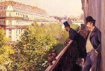 Art-Gustave Caillebotte / Gustave Caillebotte