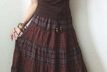 Faldas con estilo