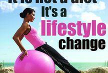 Workin on my fitness / by Desiree Clary