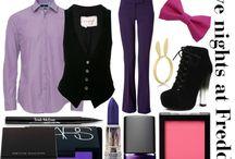 fnaf outfits