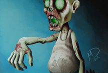 Zombies stuff