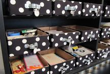 Organize the classroom