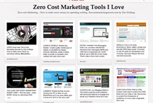 Marketing Tools No Moolah Required / Marketing tools to get your business to lift off without  major costs killing you.