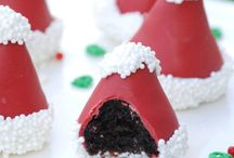 christmas cookies & cakes & foods