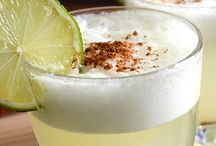 Drinks & Cocktails / Delicious peruvian drinks and coctails recipes that you can make at home.
