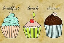 Cupcake recipes / by Angie Shinkle