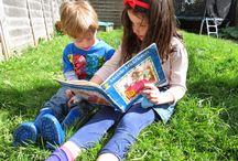 Children's Books / Books that children from 0-10 will enjoy.