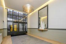 17 lofts Hauteville / Réhabilitation d'une imprimerie en 17 ateliers   Paris, France   Maître d'ouvrage : SAS Esprimm   Studio Vincent Eschalier - Architecture & Design