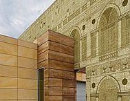 Papel pintado exteriores / by Arquitas, the consulting team