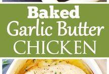 oven chicken recipes