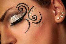 Fantazijní Makeup