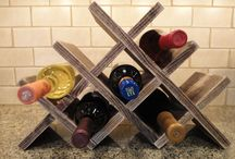 woo(d)iy wine racks