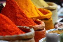Cooking with Spices at Upstairs @ the Market / spicy cooking
