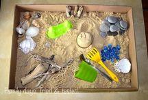 EYFS Sand