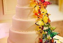 Cakes / by Holly Sadowski