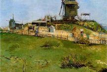 Moulin/Windmill / European-style windmills