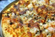 Πίτσα νηστίσιμη