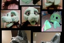 fursuit head