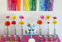Kids Party Inspiration / Food, decor, themes & more!