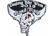 Motorcycle Rally Patches / by The Cheap Place