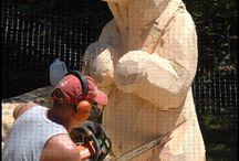 bear chainsaw