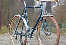 Randonneur bike