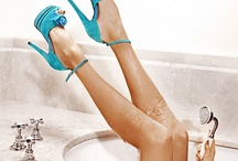Stepping in Style / Fabulous shoes / by Charlotte Claybrooks