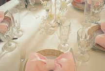 Bridal shower/rehearsal dinner  / by Amanda Marie