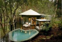 Dream houses.