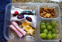 Lunchbox Ideas / Lunch Break: the ultimate time to re-energize, have a little fun, and make the whole lunchroom envious. Inspiring ideas from inspiring moms.