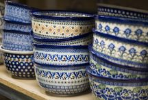 Polish Pottery is my second fav! / by Sidra