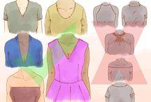 apple shape clothes