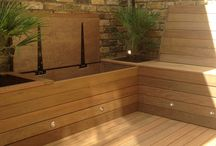 decking / seating / storage