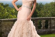Glamour Fashion Vibe - Inc. Wedding Dresses / Dresses I could never afford but admire all the same.