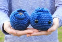 Knit fruits