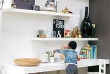 Kinderen in huis / Ideeën voor thuis