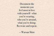 Advice & Quotes
