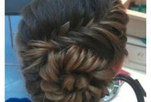 hair and art