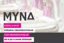 Myna  Catering & Events / Myna kimdir ?