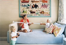 Rooms for Little Ones / A board dedicated to inspiring kids' spaces.  / by Abbie | Girl Friday Events