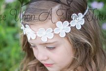fLOWER TIARas for gils and kids