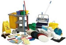 Janitorial/Sanitorial Products / In an effort to supply our customers with as many of their needs as possible we maintain a large inventory of janitorial, sanitation and cleaning supplies. These include various paper products, trash liners etc. along with various dispensers. #JanitorialEquipment #MaintenanceProducts #Cleaning #Products http://www.beckpackaging.com/